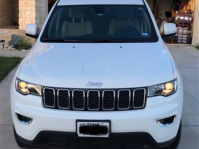 2017 Jeep Grand Cherokee lease in Austin,TX - Swapalease.com