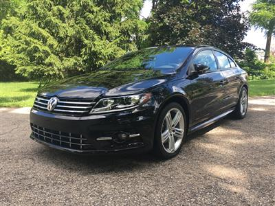 2017 Volkswagen CC lease in Madison,WI - Swapalease.com