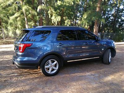 2018 Ford Explorer lease in DAVIE,FL - Swapalease.com