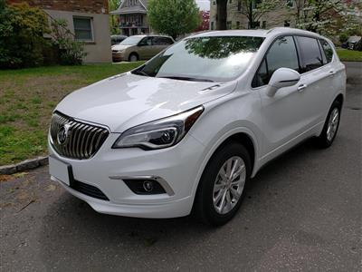 2017 Buick Envision lease in Greenwich,CT - Swapalease.com