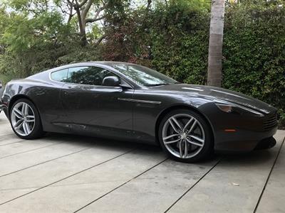 2016 Aston Martin DB9 lease in Santa Monica,CA - Swapalease.com