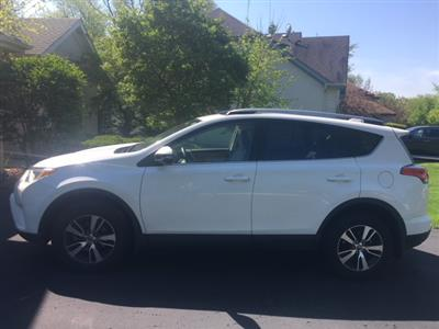 2017 Toyota RAV4 lease in Willowbrook,IL - Swapalease.com