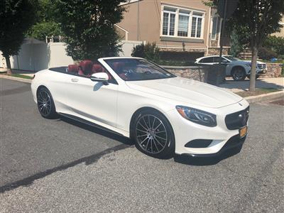 2017 Mercedes-Benz S-Class Cabriolet lease in Staten Island,NY - Swapalease.com