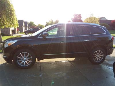 2017 Buick Enclave lease in Macomb,MI - Swapalease.com