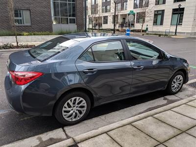 2018 Toyota Corolla lease in Portland,OR - Swapalease.com
