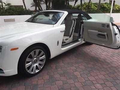 2017 Rolls-Royce Dawn lease in Sunny Isles,FL - Swapalease.com