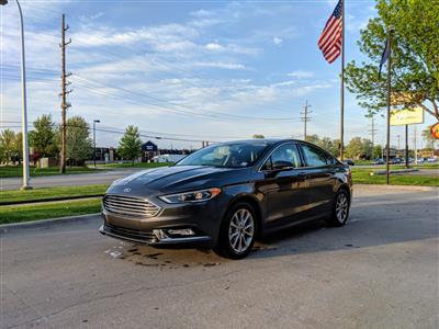 2017 Ford Fusion lease in Detroit,MI - Swapalease.com