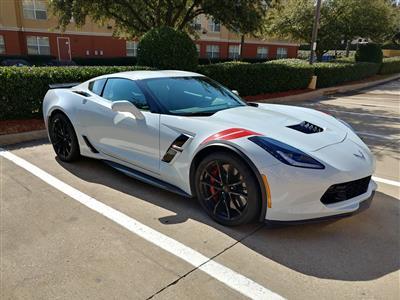 2018 Chevrolet Corvette lease in Irving,TX - Swapalease.com