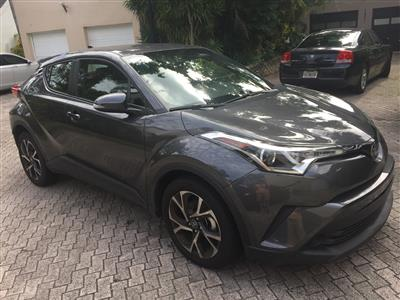 2018 Toyota C-HR lease in Miami,FL - Swapalease.com