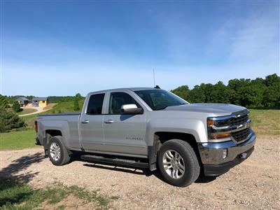 2016 Chevrolet Silverado 1500 lease in Traverse City,MI - Swapalease.com