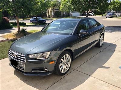 2017 Audi A4 lease in Turlock,CA - Swapalease.com