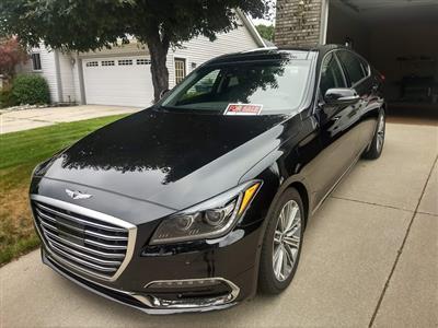 2018 Genesis G80 lease in Muskegon,MI - Swapalease.com