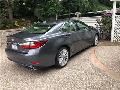 2016 Lexus ES 350 lease in Blackhawk,CA - Swapalease.com