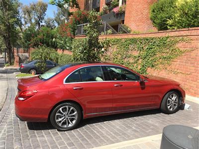 2016 Mercedes-Benz C-Class lease in Encino,CA - Swapalease.com