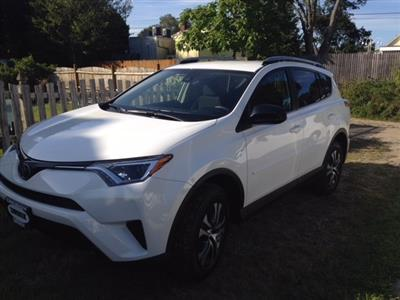 2017 Toyota RAV4 lease in Saunderstown ,RI - Swapalease.com