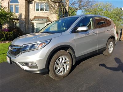 2016 Honda CR-V lease in Orland Park ,IL - Swapalease.com