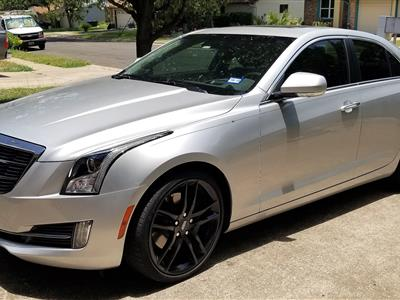 2017 Cadillac ATS lease in Austin,TX - Swapalease.com