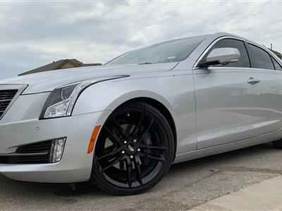 2017 Cadillac ATS lease in Pflugerville,TX - Swapalease.com