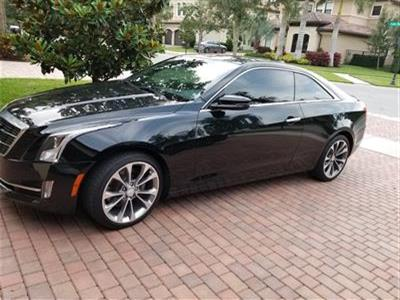 2016 Cadillac ATS lease in Delray Beach,FL - Swapalease.com