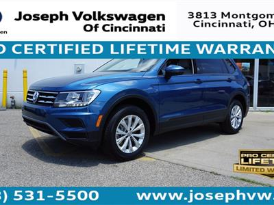 2018 Volkswagen Tiguan lease in Cincinnati,OH - Swapalease.com