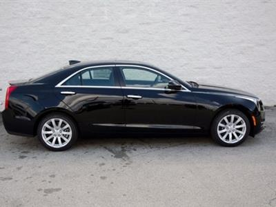 2018 Cadillac ATS lease in Norridge,IL - Swapalease.com