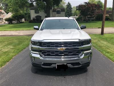 2017 Chevrolet Silverado 1500 lease in Lowellville,OH - Swapalease.com