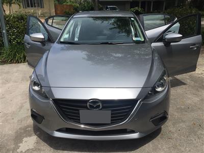 2016 Mazda MAZDA3 lease in Miami,FL - Swapalease.com