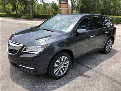 2016 Acura MDX lease in Gainesville,FL - Swapalease.com