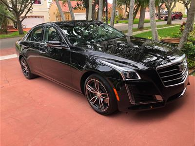 2017 Cadillac CTS lease in Orlando,FL - Swapalease.com