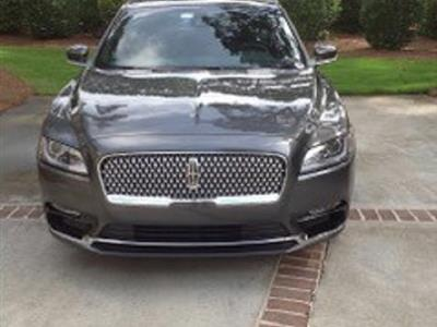 2017 Lincoln Continental lease in Bluffton ,SC - Swapalease.com