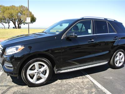 2018 Mercedes-Benz GLE-Class lease in San Francisco,CA - Swapalease.com
