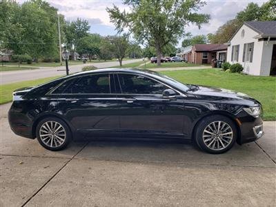2017 Lincoln MKZ lease in Englewood,OH - Swapalease.com