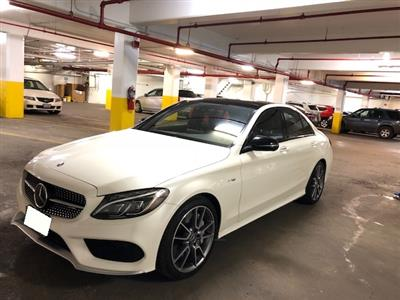 2017 Mercedes-Benz C-Class lease in Chicago,IL - Swapalease.com