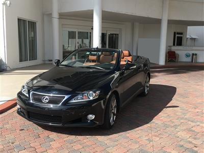 2013 Lexus IS 250C lease in Sunny Isles Beach,FL - Swapalease.com