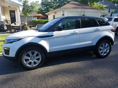2016 Land Rover Range Rover Evoque lease in Seneca,SC - Swapalease.com