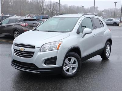 2016 Chevrolet Trax lease in East Rutherford,NJ - Swapalease.com