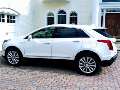 2017 Cadillac XT5 lease in McLean,VA - Swapalease.com