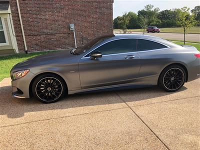2017 Mercedes-Benz S-Class Coupe lease in Plano,TX - Swapalease.com