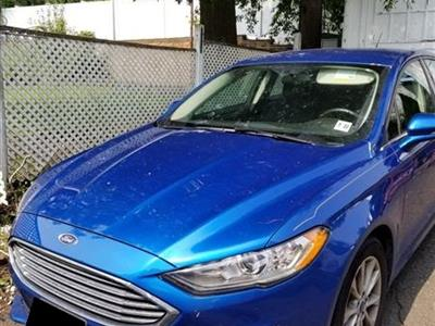 2017 Ford Fusion lease in Bloomfield,NJ - Swapalease.com