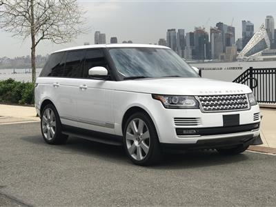 2013 Land Rover Range Rover lease in Hasbrouck Heights,NJ - Swapalease.com