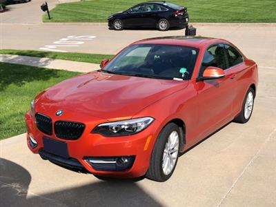 2016 BMW 2 Series lease in West Des Moines,IA - Swapalease.com