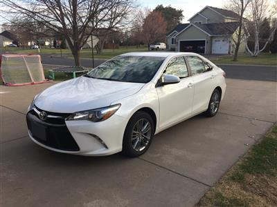 2017 Toyota Camry lease in Blaine,MN - Swapalease.com