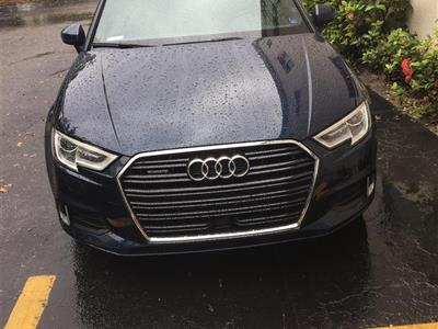 2017 Audi A3 lease in Miami Springs,FL - Swapalease.com
