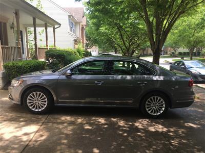2017 Volkswagen Passat lease in Laurel,MD - Swapalease.com