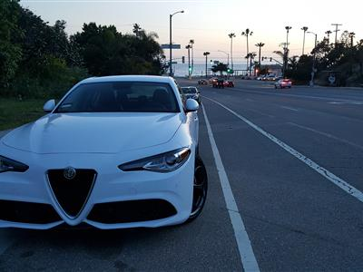 2017 Alfa Romeo Giulia lease in West Hollywood,CA - Swapalease.com