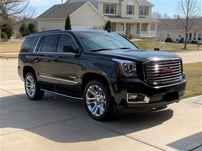 2019 GMC Yukon lease in St Peters,MO - Swapalease.com