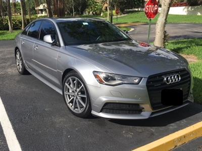 2017 Audi A6 lease in Boca Raton,FL - Swapalease.com