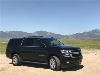 2015 Chevrolet Suburban lease in Boulder,CO - Swapalease.com