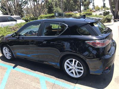 2016 Lexus CT 200h lease in San Diego,CA - Swapalease.com