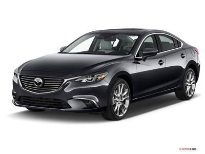2017 Mazda MAZDA6 lease in Aurora,OH - Swapalease.com
